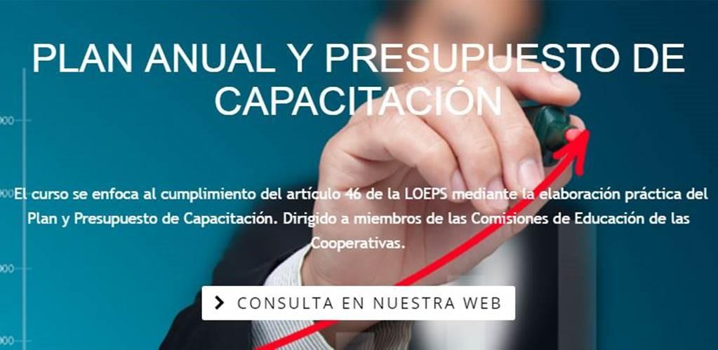 PLAN Y PRESUPUESTO DE CAPACITACIÓN